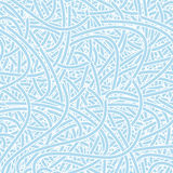 Teste padrão detalhado sem emenda do papel de parede Foto de Stock
