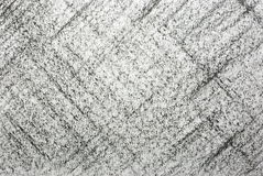 Teste padrão diagonal preto na textura de papel Imagens de Stock Royalty Free