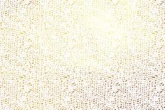 Teste padrão digital moderno dourado Shinning da textura, fundo abstrato criativo ilustração stock