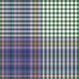 Teste padrão digitalmente rendido geométrico abstrato do lenço ilustração do vetor