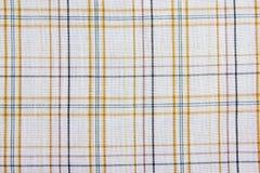 Teste padrão do algodão Fotos de Stock Royalty Free