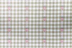 Teste padrão do algodão Imagem de Stock Royalty Free