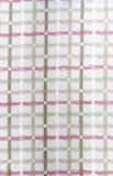 Teste padrão do algodão Imagem de Stock