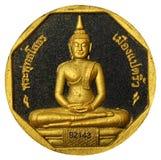 Teste padrão do amulet no estilo tailandês nativo fotografia de stock