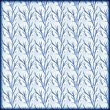 teste padrão do azul das cores claras Imagem de Stock Royalty Free