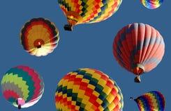 Teste padrão do balão Imagem de Stock Royalty Free