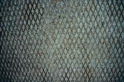 Teste padrão do concreto do diamante fotografia de stock