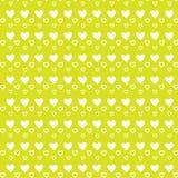 Teste padrão do coração Imagem de Stock Royalty Free