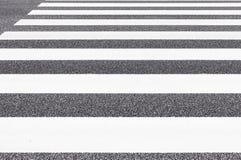 Teste padrão do cruzamento de zebra foto de stock