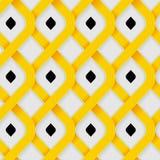 Teste padrão do diamante do rombo Foto de Stock Royalty Free