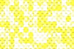 Teste padrão do enigma do cubo ilustração do vetor