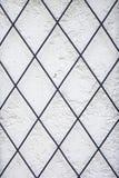 Teste padrão do ferro com parede Foto de Stock Royalty Free