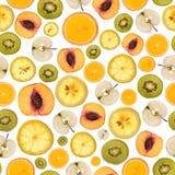 Teste padrão do fruto Foto de Stock