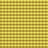 Teste padrão do fundo com quadrados amarelos Fotografia de Stock Royalty Free