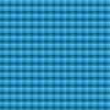 Teste padrão do fundo com quadrados azuis Fotografia de Stock Royalty Free