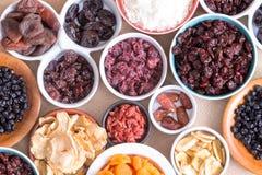 Teste padrão do fundo e textura dos frutos secos foto de stock royalty free
