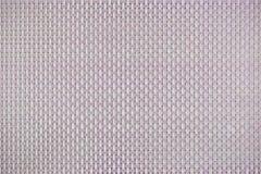 Teste padrão do fundo plástico da textura do weave da cor Fotos de Stock Royalty Free