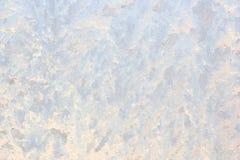 Teste padrão do gelo Fotos de Stock Royalty Free