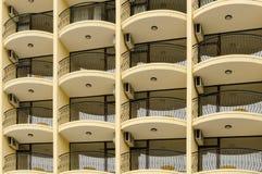 Teste padrão do hotel Fotos de Stock Royalty Free