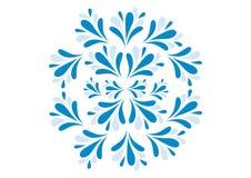 Teste padrão do inverno Imagens de Stock Royalty Free