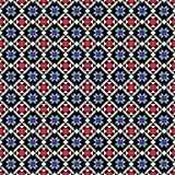 Teste padrão do Knit da forma Imagem de Stock Royalty Free