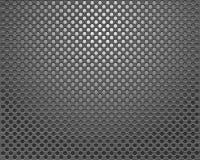 Teste padrão do metal ilustração stock
