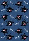 teste padrão do monstro sem emenda Fotografia de Stock Royalty Free