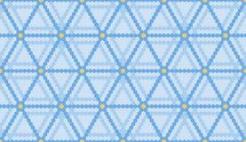 Teste padrão do mosaico Fotografia de Stock