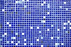 Teste padrão do mosaico Foto de Stock