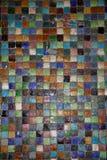 Teste padrão do mosaico em Lisboa Imagem de Stock Royalty Free