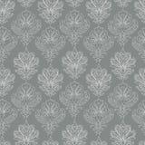 Teste padrão do ornamento do contorno Fotografia de Stock Royalty Free