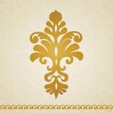 Teste padrão do ornamento no estilo vitoriano Foto de Stock Royalty Free