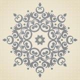 Teste padrão do ornamento no estilo vitoriano Imagens de Stock Royalty Free