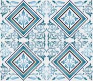 Teste padrão do otomano Imagem de Stock Royalty Free