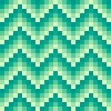 Teste padrão do outono do pixel ilustração do vetor