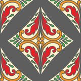 Teste padrão do pôquer do diamante Imagens de Stock Royalty Free