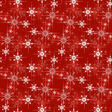 Teste padrão do papel de envolvimento do Natal Imagem de Stock Royalty Free