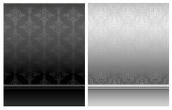 Teste padrão do papel de parede Fotos de Stock Royalty Free