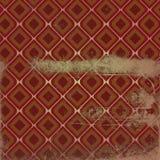 Teste padrão do papel de parede de Grunge Imagem de Stock