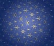 Teste padrão do papel de parede do Natal ilustração royalty free