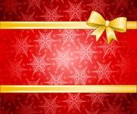 Teste padrão do papel de parede do Natal ilustração do vetor