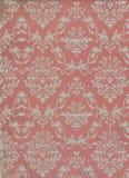 Teste padrão do papel de parede do vintage Foto de Stock Royalty Free