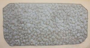 Teste padrão do papel de parede do tijolo da alvenaria do cimento do fundo da arte da textura foto de stock