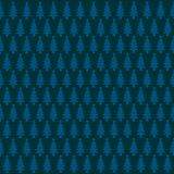 Teste padrão do pinho ilustração do vetor