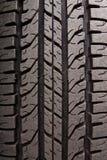 Teste padrão do pneu de carro Imagem de Stock Royalty Free