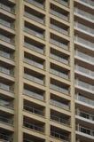 Teste padrão do prédio de apartamentos imagens de stock royalty free