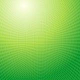 Teste padrão do projeto do vetor Sumário da grade das ondas verdes ilustração do vetor