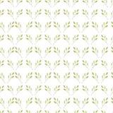 Teste padrão do ramo sem emenda Imagem de Stock Royalty Free