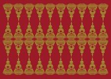 Teste padrão do rombo da malha Imagens de Stock Royalty Free