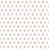 Teste padrão do sino de Natal Fotografia de Stock